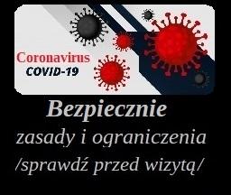 Koronawirus - sprawdź ograniczenia przed wizytą