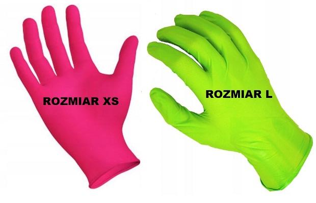 rękawiczki dla chętnych